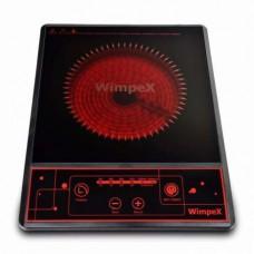 Инфраскрасная плита Wimpex WX1322, 2000W, 1 конфорка