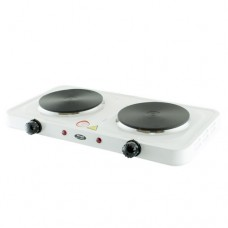 Электрическая плита Wimpex 200A дисковая, 1000W, 2 конфорки