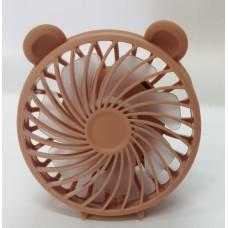 Вентилятор мини настольный Bear XD-011 на аккумуляторе