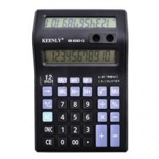 Калькулятор 8303-12, 2 дисплея, 12-разрядный, карандашница