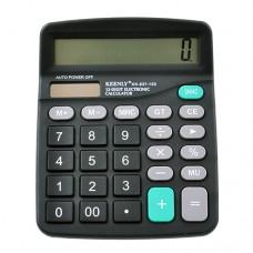 Калькулятор KK-837-12S, двойное питание, 12-разрядный