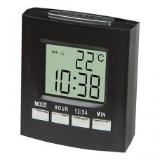 Часы говорящие 7027C +термометр