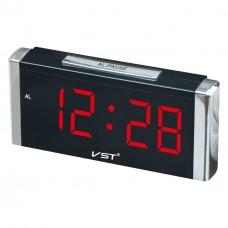 Часы говорящие 731T-1 Красные