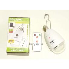 Лампа аккумуляторная GD-light GD-5005, E27