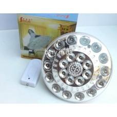 Лампа аккумуляторная SL-678, E27