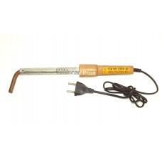 Паяльник 150W, деревянная ручка, изогнутое жало (укр.)