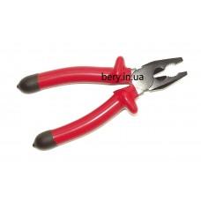 Плоскогубцы красные 200 изолированные ручки