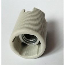 Патрон под цоколь Е14 W1057, керамика