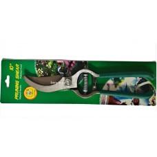 Секатор 04 10ка, зеленые ручки