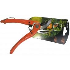 Секатор P121 8ка оранжевые ручки