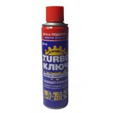 Смазка универсальная TURBO Ключ, 280мл