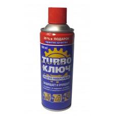 Смазка универсальная TURBO Ключ, 400мл