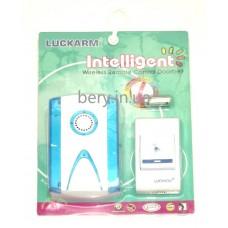 Звонок дверной Luckarm L001A, батарейка