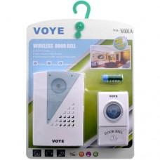 Звонок дверной Voye V001A, батарейка