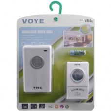 Звонок дверной Voye V002AC, сеть