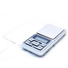 Весы Электронные Ювелирные MH Максимальная Нагрузка 100 Грамм MX-460 MS-1724C  Размер 15 х 5 х 2 См
