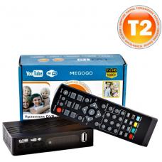 Приставка телевизионная T2 с Wi-Fi (Megogo)