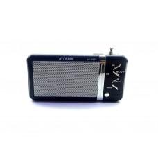 Радиоприемник Atlanfa AT-8956 +флешка, SD карта, minijack