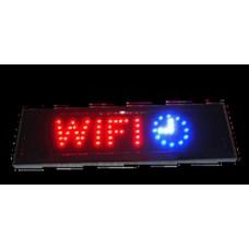 """Вывеска """"WIFI"""" 2261"""