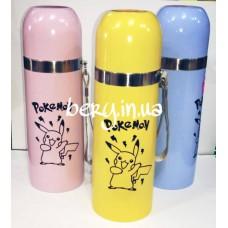 Термос детский Pokemon 198 +стакан